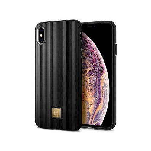 Etui la manon classy apple iphone xs max black marki Spigen