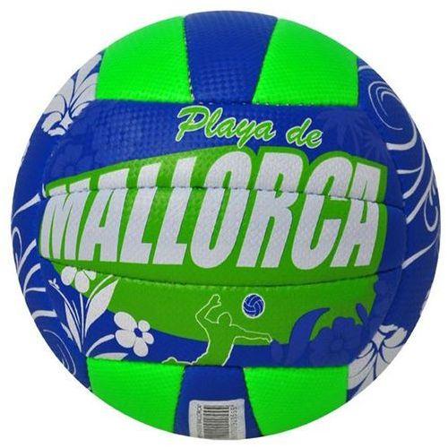 Piłka siatkowa mallorca zielony (rozmiar 5) marki Axer sport