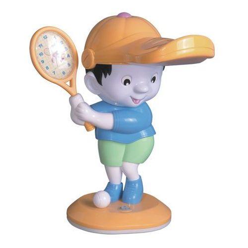 Lampka stołowa K-MT tenisista niebieski 13W YDW 13-2U Kaja (5901425556576)