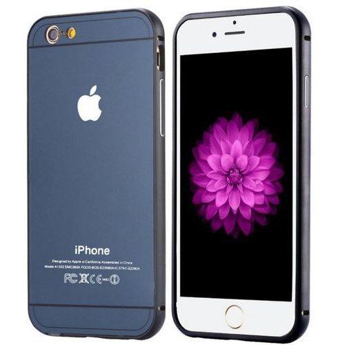 Obudowa Bumper Metal Apple iPhone 6 / 6S Czarna
