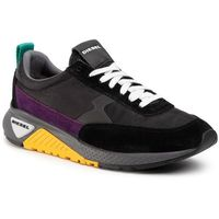Sneakersy DIESEL - S-Kb Low Lace II Y01998 P2485 H7830 Black/Jet Black/Amar, w 4 rozmiarach