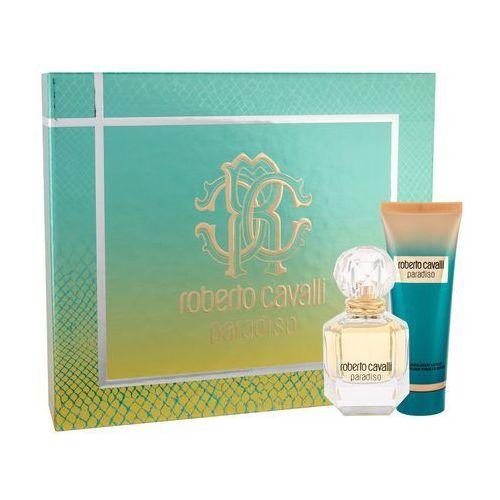 Roberto cavalli paradiso zestaw 50 ml edp 50 ml + balsam do ciała 75 ml dla kobiet (3614220774305)
