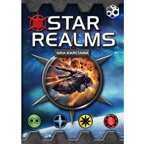 Star realms - marki Games factory publishing