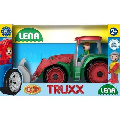 Lena traktortruxx z łopatą