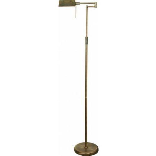 Steinhauer MEXLITE lampa stojąca Brązowy, 1-punktowy - Nowoczesny - Obszar wewnętrzny - MEXLITE - Czas dostawy: od 10-14 dni roboczych (8712746049541)