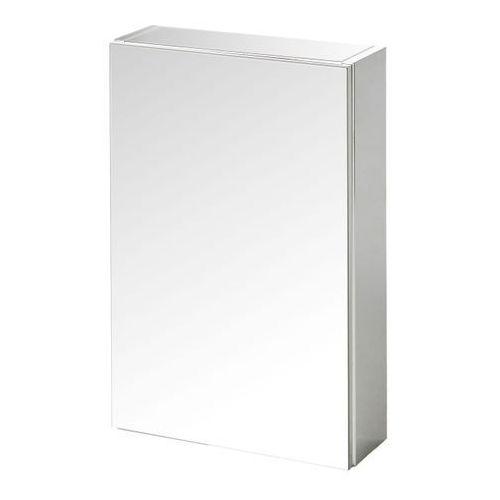 Goodhome Szafka z lustrem imandra 40 x 60 x 15 cm