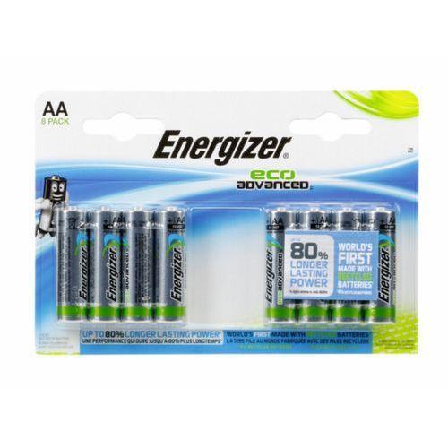 eco advanced mignon 8xaa wyprodukowany przez Energizer
