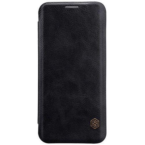 Etui Nillkin Qin leather case do SAMSUNG GALAXY S9+ / S9 Plus G965 czarny - czarny, kolor czarny