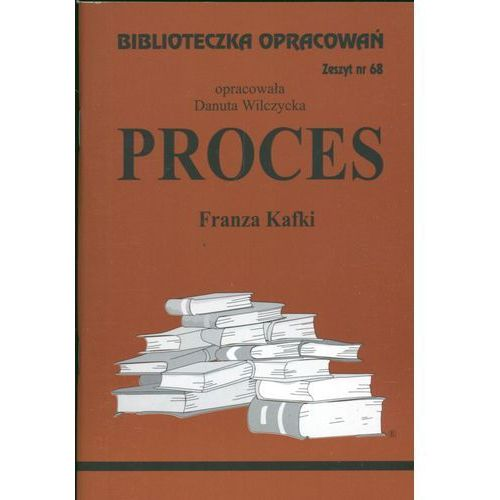 Biblioteczka opracowań zeszyt nr 68 (9788386581337)
