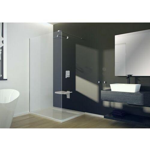 Ścianka prysznicowa Walk In Aveo 120 Besco (5908239688264)