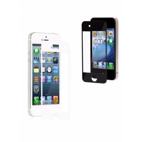 Moshi iVisor XT - Przezroczysta folia ochronna Full Face iPhone 5/5S/5C (czarny) Odbiór osobisty w ponad 40 miastach lub kurier 24h