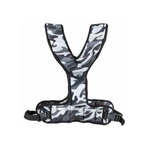 Kamizelka treningowa z obciążeniem fitup 3 kg - szary kamuflaż marki Insportline