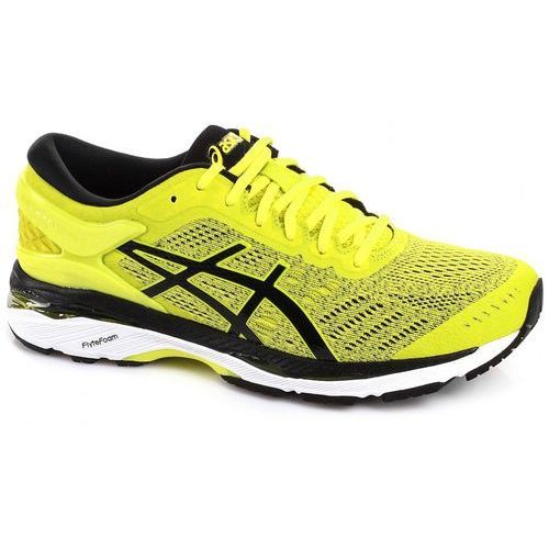 Asics Gel-Kayano 24 Yellow Black, kolor żółty