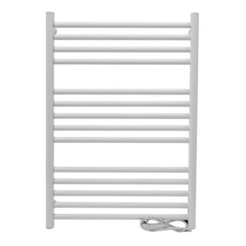 Thomson heating Grzejnik elektryczny siena 500x720, biały (elektryczny suchy, suszarka łazienkowa)