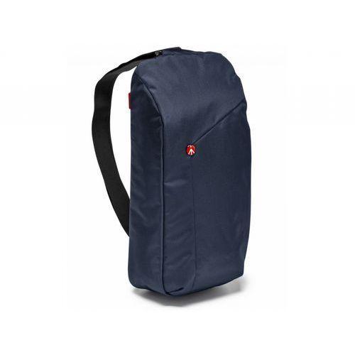 Manfrotto Plecak nx bodypack niebieski (mb nx-bb-ibu) darmowy odbiór w 20 miastach! (8024221646610)