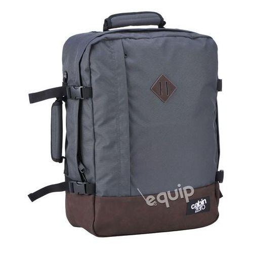 Cabinzero Plecak torba podręczna  vintage - original grey