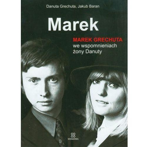 Marek Marek Grechuta we wspomnieniach żony Danuty (2011)