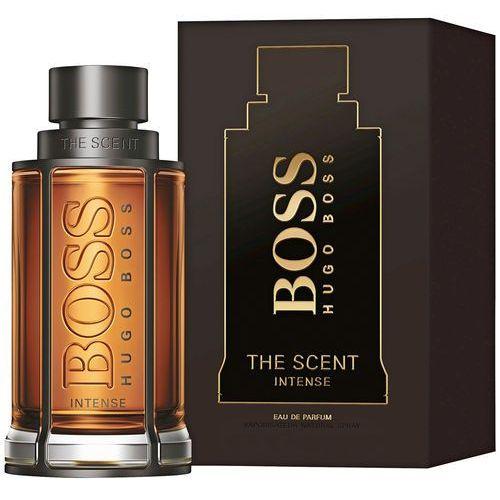 boss the scent intense woda perfumowana 50 ml dla mężczyzn marki Hugo boss