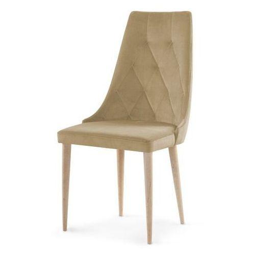 Nowoczesne krzesło carmen ii velvet marki Hliving