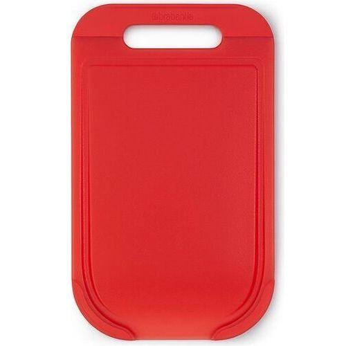 Deska do krojenia tasty colours m czerwona, 109102
