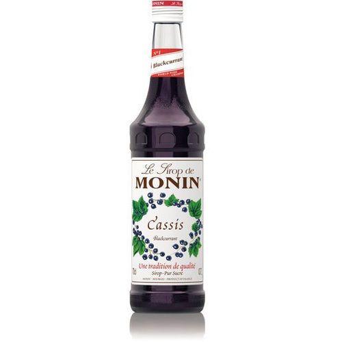 Syrop ŻURAWINA Cranberry Monin 700ml