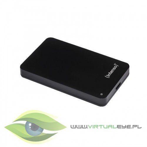 Intenso dysk 2,5'' 4tb usb 3.0 memorycase czarny (4034303024728)