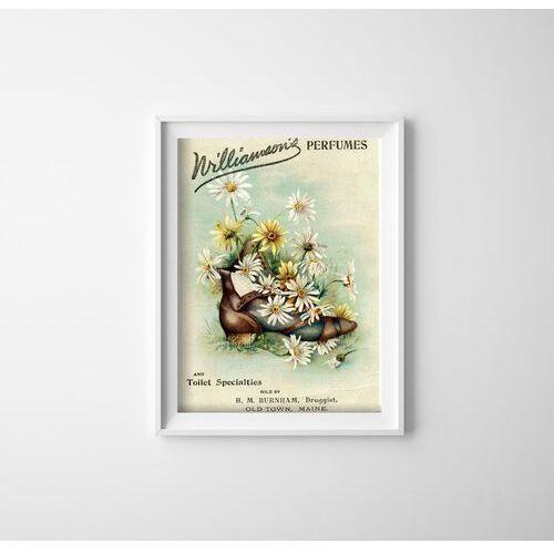 Plakat na ścianę Plakat na ścianę Perfumy i specjalności toaletowe Williamsona