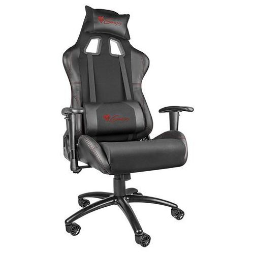 Natec-genesis Krzesło dla graczy nitro 550 czarny (5901969407266)