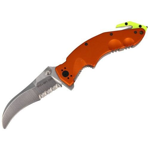 Nóż ratowniczy rescue fx-151 r rękoj aluminium stal n690co - 279613 marki Fox