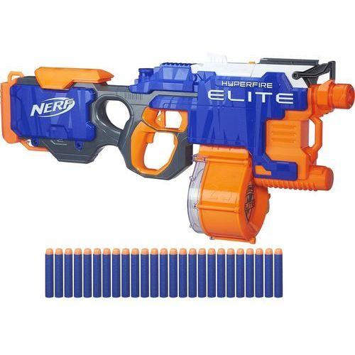 Nerf wyrzutnia n-strike elite hyperfire b5573 (5010994954826)