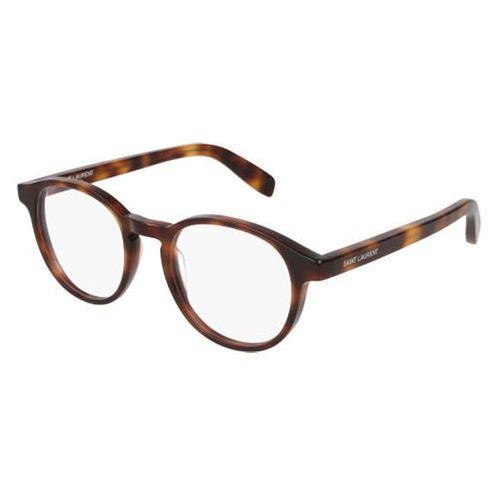 Okulary korekcyjne sl 191 002 marki Saint laurent
