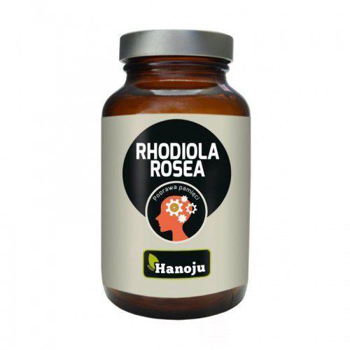 Różeniec górski 400mg z 3 % Rosavinu 90 kaps. - Hanoju