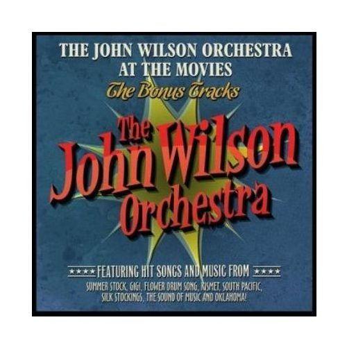 John orchestra wilson - the john wilson orchestra at the movies - the bonus tracks wyprodukowany przez Warner classics