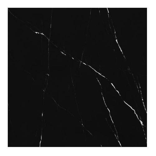 Ceramstic Płytka podłogowa mavros grs-308 czarny 60x60 (5907180130594)