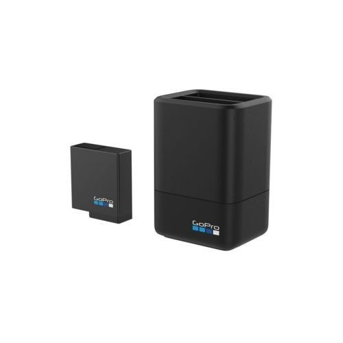 Ładowarka z baterią aadbd-001 dual battery charger + battery (hero5 black) marki Gopro