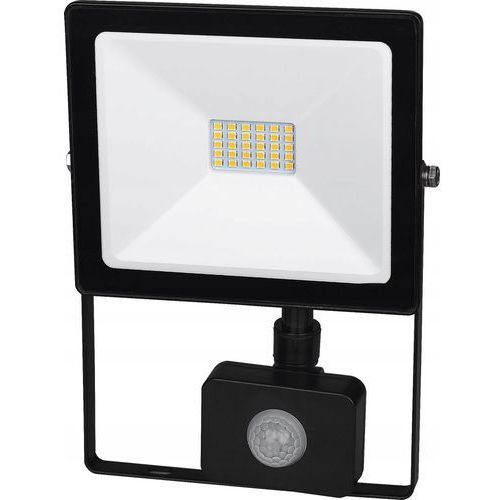 Greenlux Naświetlacz halogen reflektor led pir 20w