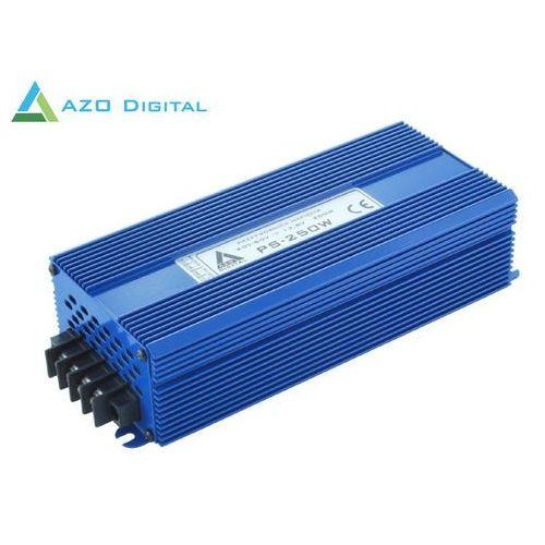 Azo digital Przetwornica napięcia 30÷80 vdc / 24 vdc ps-250w-24v 300w izolacja galwaniczna