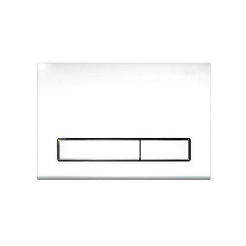 Przycisk do zestawu podtynkowego dero msst-p04 biały marki Massi