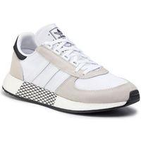 Buty adidas - Marathon Tech EE4925 Ftwwht/Ftwwht/Cblack