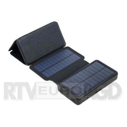 Powerneed es20000b panel solarny 9w z powerbankiem 20000 mah (5908246726669)