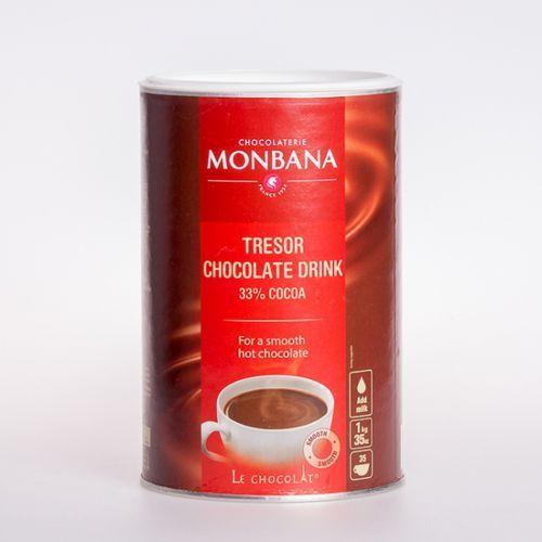 Czekolada na gorąco Monbana Tresor 1kg - sprawdź w wybranym sklepie