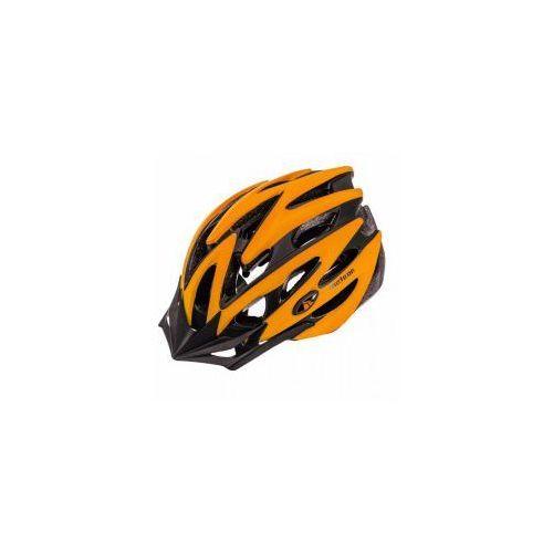 Kask mv29 pomarańczowy marki Meteor