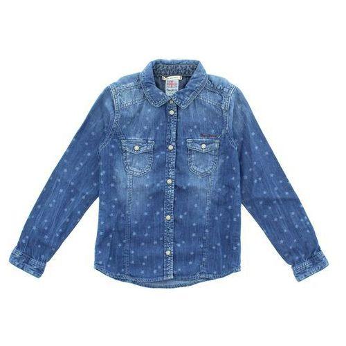Pepe Jeans Koszula dziecięca Niebieski 8 lat, kolor niebieski