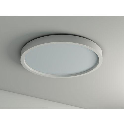 lampa sufitowa/plafon OMEGA 440 gips 3xE27 ŻARÓWKI LED GRATIS!, CLEONI 1171P4A
