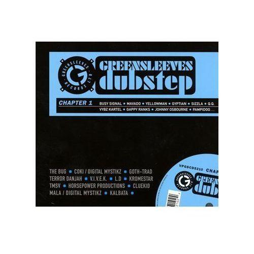 Greensleeves dubstep chapter 1 - różni wykonawcy (płyta cd)