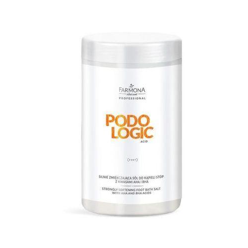 Farmona Podologic Acid Sól do kąpieli stóp z kwasami AHA i BHA