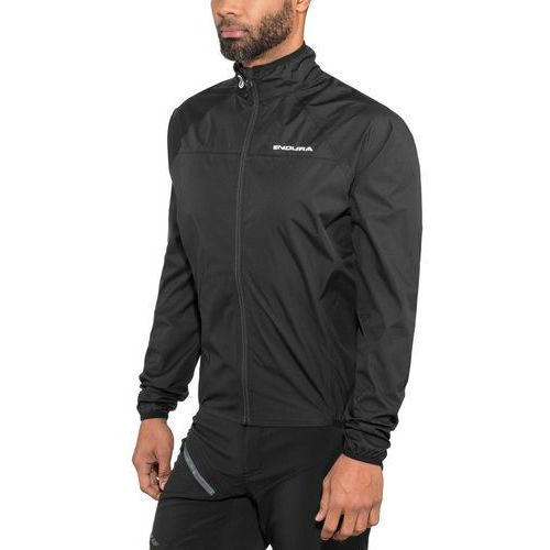 Endura xtract ii kurtka mężczyźni, black l 2020 kurtki przeciwwiatrowe