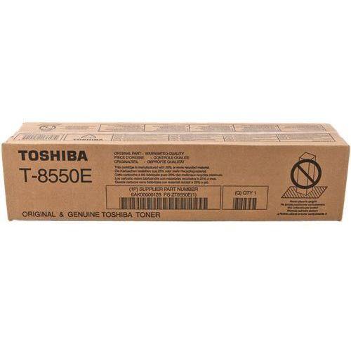 Toner Toshiba T-8550E Black do kopiarek (Oryginalny) [62.4k]