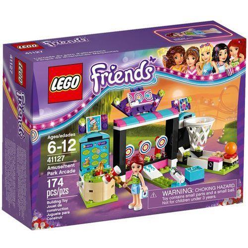 Lego FRIENDS Automaty w parku rozrywki 41127. Najniższe ceny, najlepsze promocje w sklepach, opinie.
