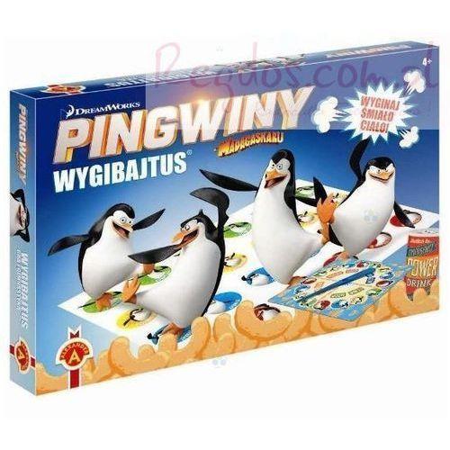 Alexander, Pingwiny z Madagaskaru, gra zręcznościowa Wygibajtus (5906018014211)